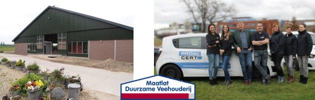 Maatlat Duurzame Veehouderij - Producert.nl